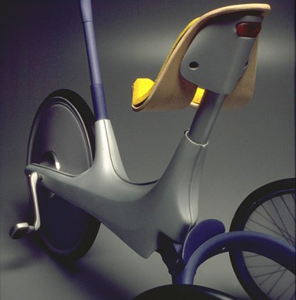 Future Tricycle – Safe, practical and cool